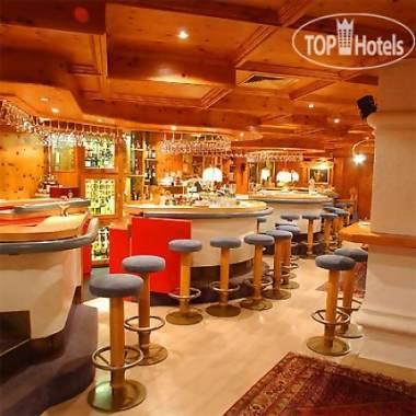 Отель Alpenhotel Saalbach 4*,  - фото 12