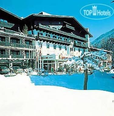 Отель Alpenhotel Saalbach 4*,  - фото 15