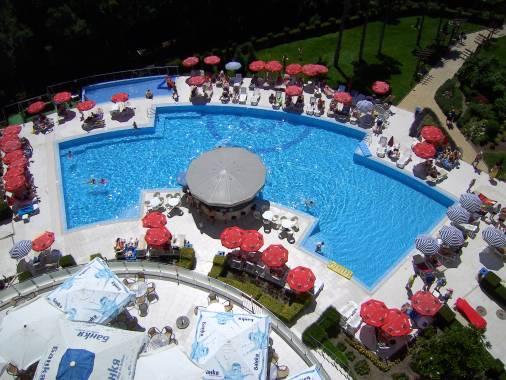 Отель Aqua Azur 4*,  - фото 2