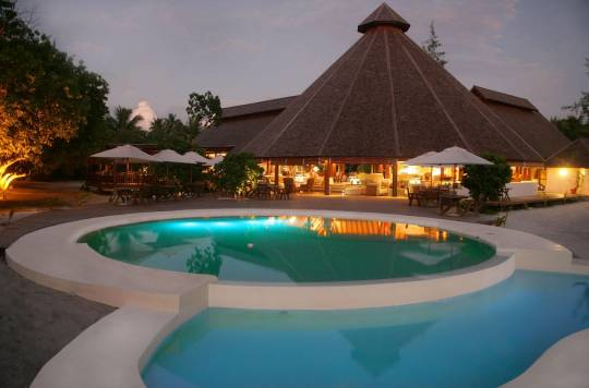 Отель Denis Private Island 5*,  - фото 1