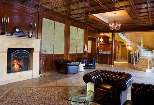Отель Ambassador 4*,  - фото 5