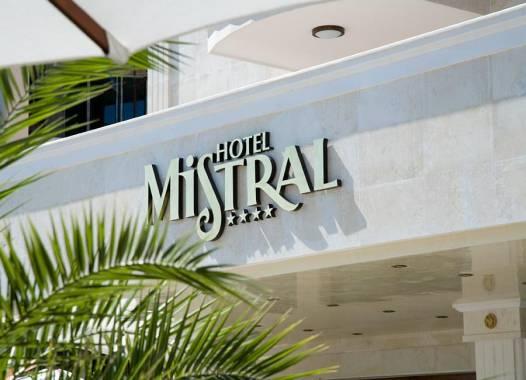 Отель Mistral 4*,  - фото 3