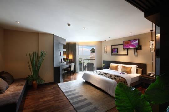 Отель A-One Pattaya Beach Resort 4*,  - фото 7