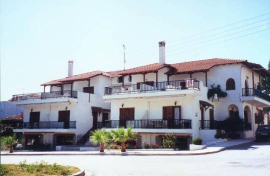 Отель Греция, Кассандра, Tzogalis Apartments  *,  - фото 1