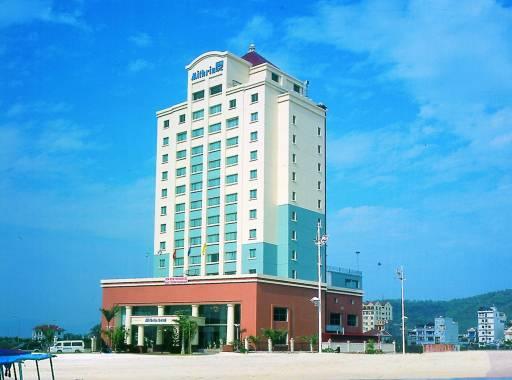 Отель Halong Bay Hotel 3, Халонг, Вьетнам 3*,  - фото 1