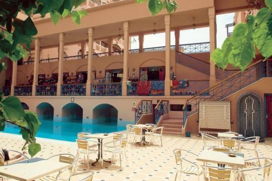 Отель Марокко, Марракеш, Hotel Oudaya 20 *,  - фото 1