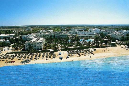 Отель Тунис, Монастир, Houda Golf & Beach Club 3* *,  - фото 1