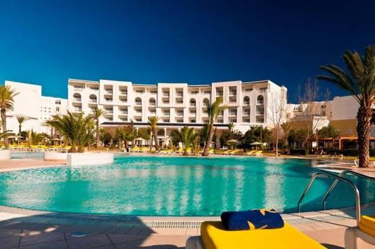 Отель Тунис, Хаммамет, Iberostar Saphir Palace 5* *,  - фото 1