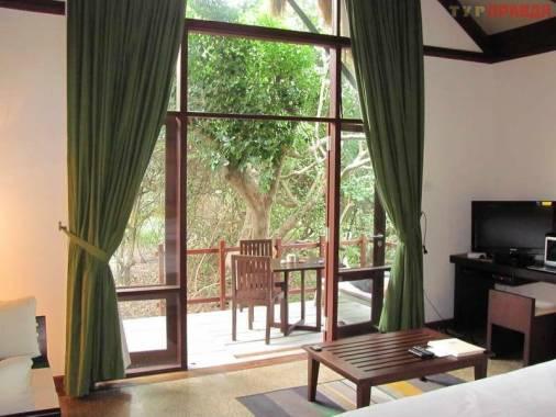 Отель Jungle Beach Resort 5*, Шри-Ланка, Тринкомали 4*,  - фото 1