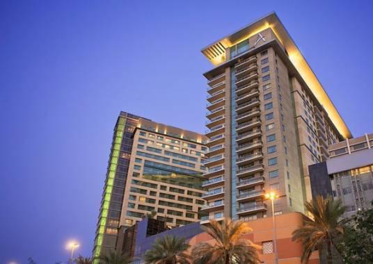 Отель Al Ghurair Arjaan by Rotana 5*,  - фото 1