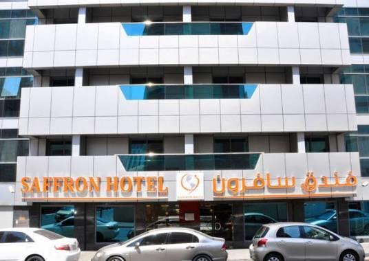 Отель ОАЭ, Дубаи, Saffron Hotel - Deira 2*+ *,  - фото 1