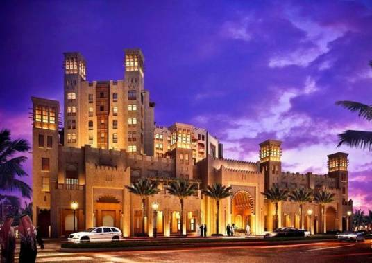 Отель ОАЭ, Аджман, The Ajman Palace 5* *,  - фото 1