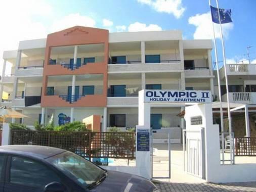 Отель Греция, о. Крит, Olympic II Apts 4* *,  - фото 1