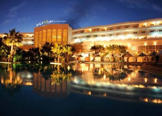 Отель Тунис, Хаммамет, Laico (ex.Karthago Hammamet) 5* *,  - фото 1