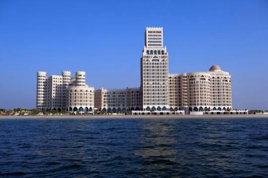Отель ОАЭ, Рас Аль Хайма, Al Hamra Palace Beach Resort 5 ***** *,  - фото 1