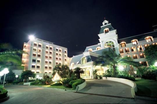 Отель Таиланд, Паттайя, Camelot Hotel 3* *,  - фото 1