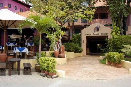 Отель Baan Samui Resort 3*,  - фото 1