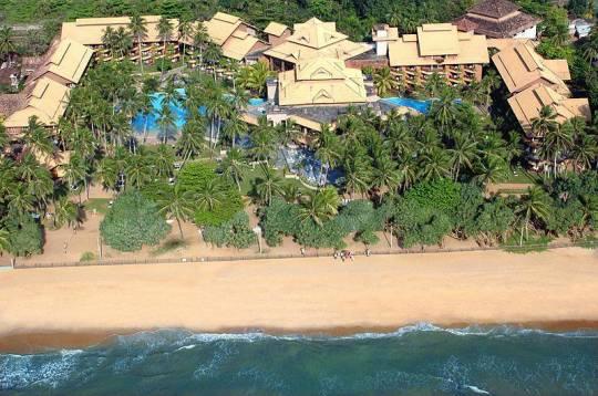 Отель Шри Ланка, Калутара, Royal Palms Beach 5* *,  - фото 1