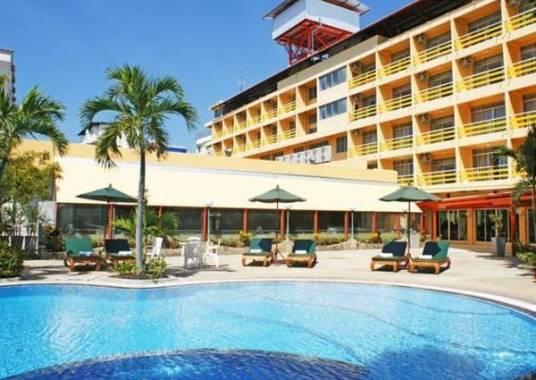 Отель Таиланд, Паттайя, Bella Express Hotel ( Ex.best Western Bella Express) 3* *,  - фото 1