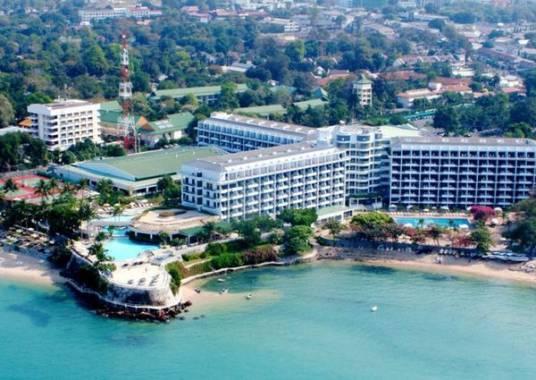 Отель Таиланд, Паттайя, Dusit Thani Pattaya 5 * *,  - фото 1