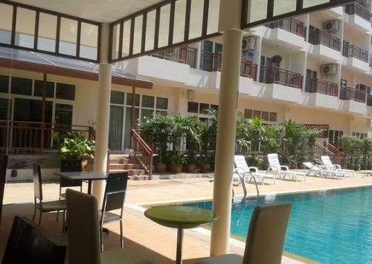 Отель Таиланд, Паттайя, Emerald 57 *,  - фото 1