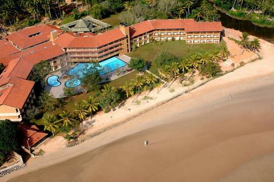 Отель Шри Ланка, Берувелла, The Palms 4* *,  - фото 1