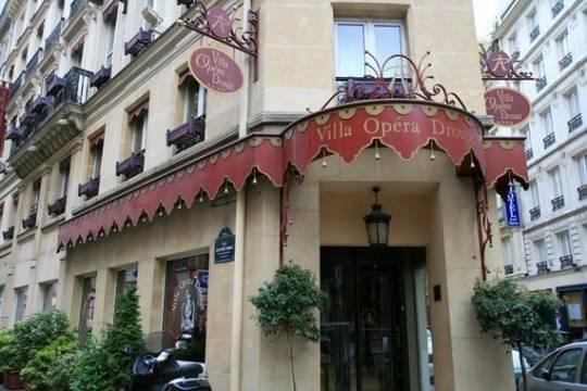 Отель Villa Opera Drouot / Weekend 4, Экскурсионный тур - Франция, Франция 4*,  - фото 1