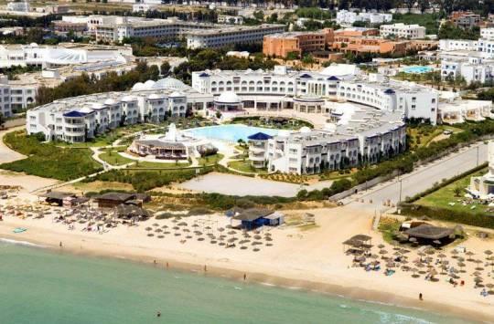 Отель Тунис, Хаммамет, Vincci Taj Sultan 5* *,  - фото 1